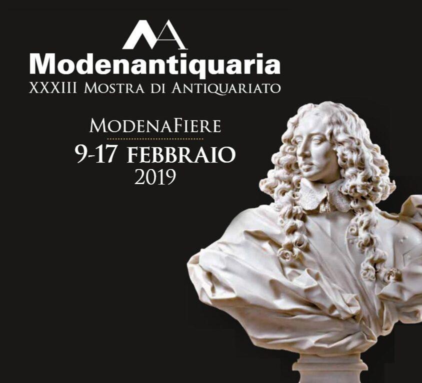 Modena-Antiquaria-2019---Galleria-Serrao