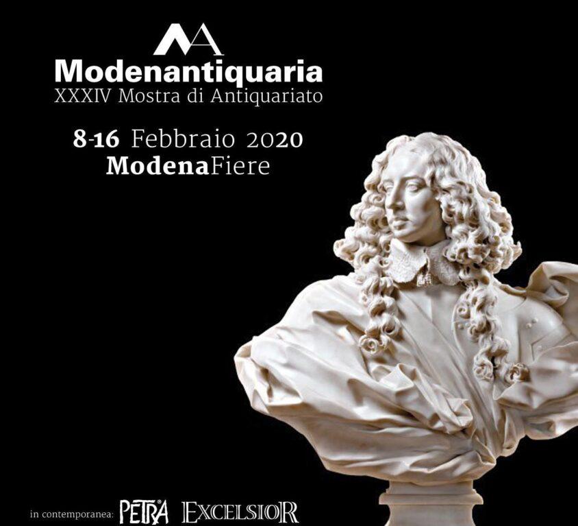 Modena-Antiquaria-2020-Galleria-Serrao
