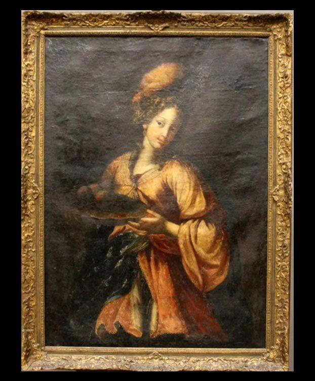 Ritratto Donna Elegante Serrao Antiques Galleria Serrao_2
